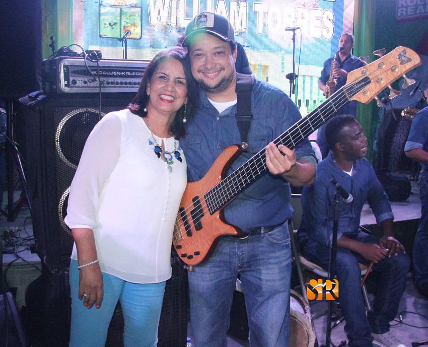 Diputada Nancy Santos y Leclerc