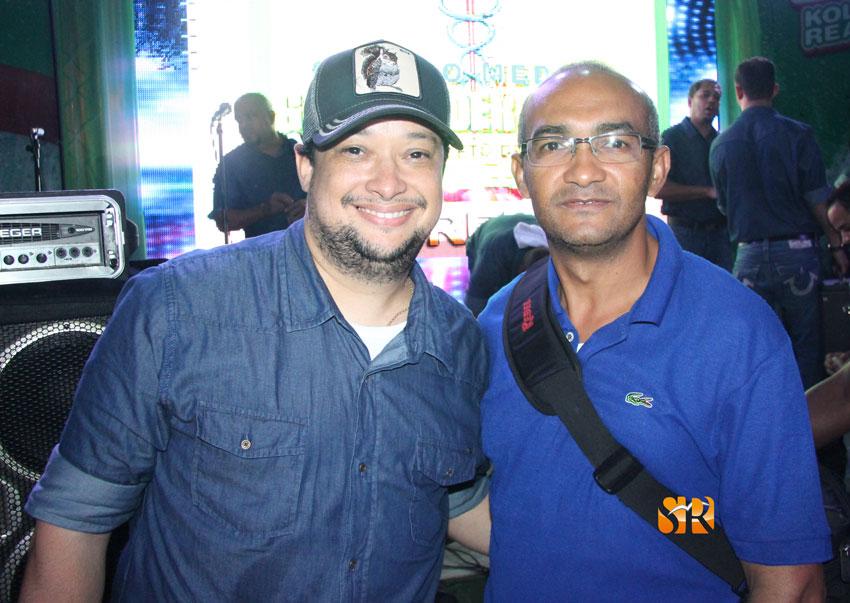 Isaias Leclerc y Juan Pablo Bourdierd - Administrador de SabanetaSR.com